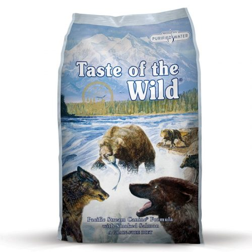 Taste of the Wild Pacific Stream Canine 31123 PLA Taste of the Wild Pacific Stream Canine 6 8 kg 3 3 e1525173352123