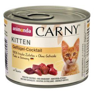 Головна 51007 pla animonda carny kitten gefluegel cocktail 200g hs 01 6
