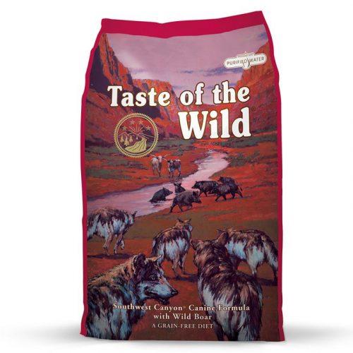 Taste of the Wild Southwest Canyon 62670 PLA Taste of the Wild Southwest Canyon 6 8 kg 6 6 e1525193338289