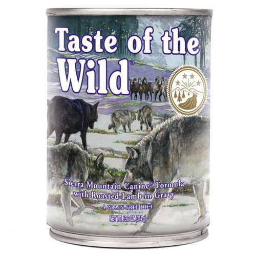 Taste of the Wild Sierra Mountain Canine 66025 totw sierramountain37 8