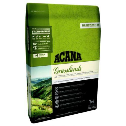 ACANA Grasslands Dog 72605 pla acanaregionals doggrassland 6 kg 4 e1528468318309