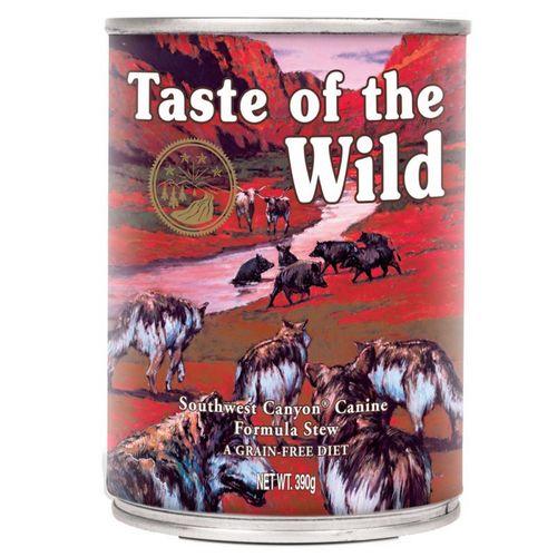 Taste of the Wild Southwest Canyon Canine 75269 pla totw southwestcanyon 390g 1