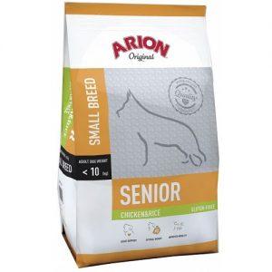 Головна Arion Senior Small ChickenRice 7.5kg